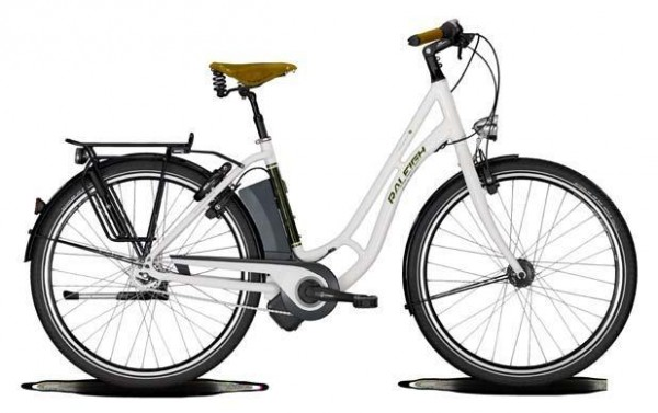 e bike raleigh dover 125th impulse 8g 11ah 2012 ebay. Black Bedroom Furniture Sets. Home Design Ideas