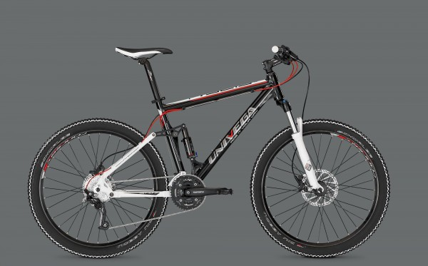 univega mountainbike sl 3 30g 2012 vollgefedert ebay. Black Bedroom Furniture Sets. Home Design Ideas