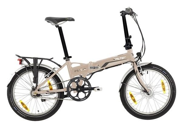 falter e bike p 5 1 falt ebike 20 faltrad mit e bike antrieb 2012 ebay. Black Bedroom Furniture Sets. Home Design Ideas