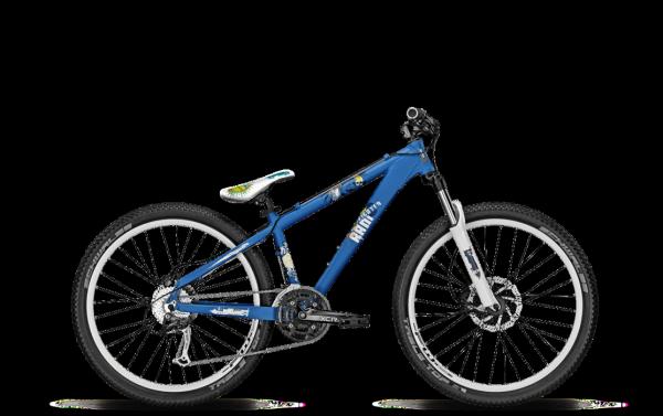 "Dirtbike Univega X-FIGHTER 4.0 27G 26"" Herren"