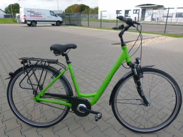 Cityrad Gudereit Comfort 7.0 7 G Einrohr lemon Rh 48Rücktritt
